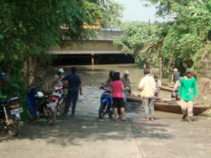 Banjir Rumambe, Klari, Karawang