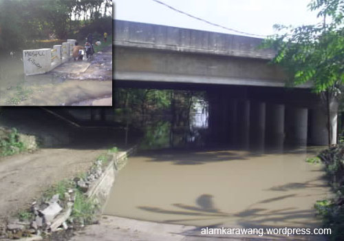 Banjir Citarum,alamkarawang